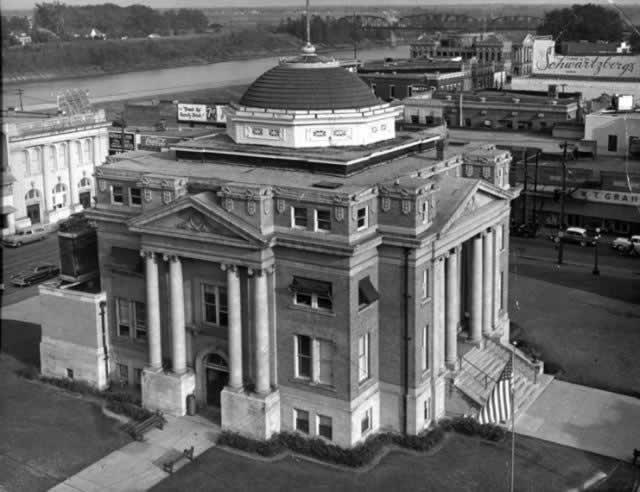 Alexandria Louisiana History Founding Alexander Fulton