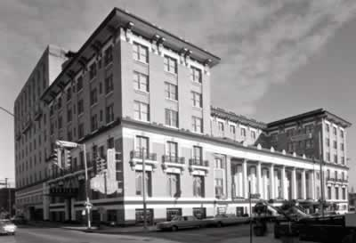 Hotel Bentley in Alexandria LA