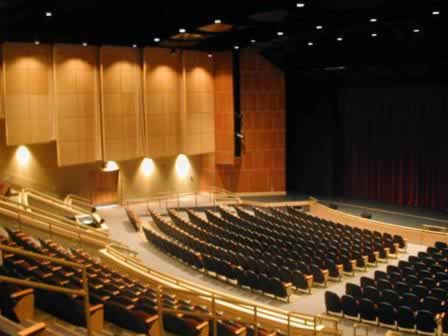 Coughlin-Saunders Performing Arts Center