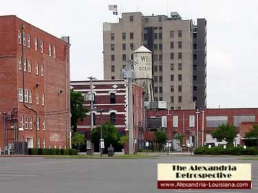 Downtown Alexandria, Louisiana