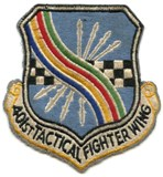 United States Air Force 401st Tactical Fighter Wing